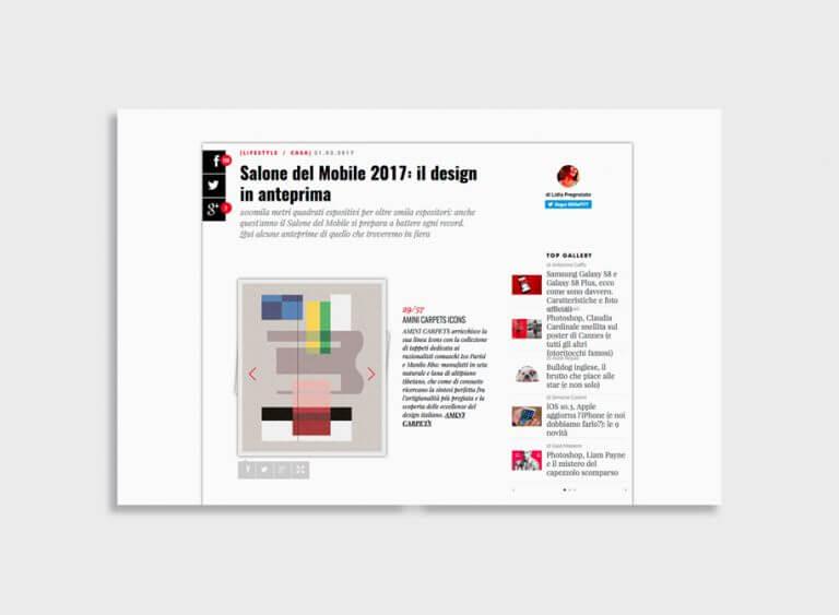 design professionale codice coupon stile di moda del 2019 Press Online | Amini Carpets